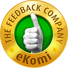 Ekomi badge